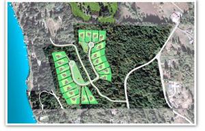 Wonderland Park a low impact gated community - Land Technologies