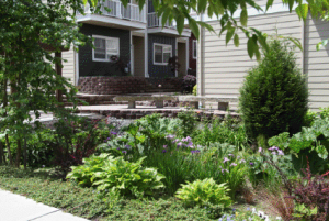 LID creates curb appeal - Land Technologies